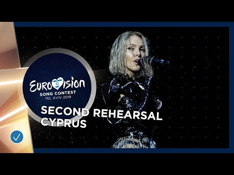 Cyprus 🇨🇾 - Tamta - Replay - Exclusive Rehearsal Clip - Eurovision 2019