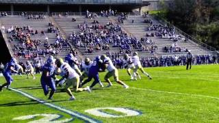 coe vs luther game highlights 2016