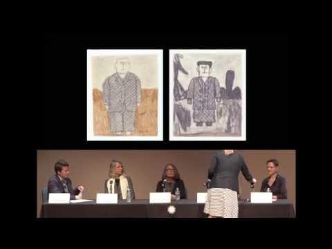 """Exploring James Castle"" Panel Discussion - Smithsonian American Art Museum"