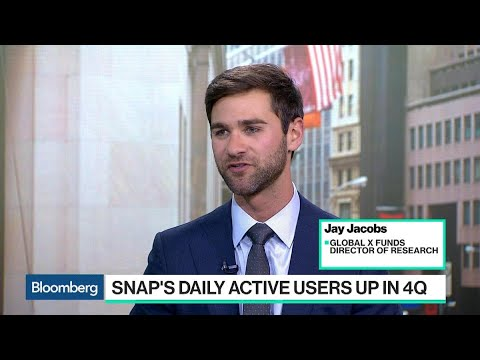 Snap Tops Analysts' Estimates for 1st Time Since 2017 IPO