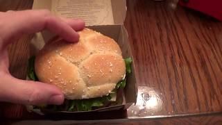 McDonald's Jalapeno  Quarter Pounder - What did I just order?