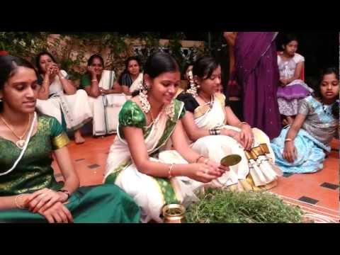 Karthika's Poothiruvathira