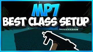 MP7 Best Class Setup | ROBLOX Phantom Forces [BETA]