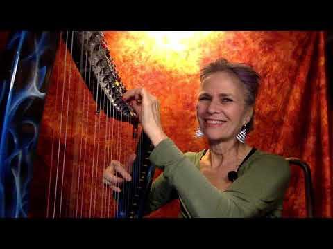 Blues, Latin, Jazz, Flamenco on Electric Harp - DHC Live Fri. Mar 2 at TinPan in Richmond, VA