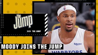 Moses Moody on being teammates with Klay Thompson and Stephen Curry | The Jump