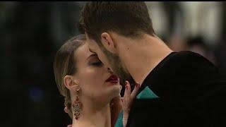 Championnats d'Europe de patinage : Le duo Papadakis/Cizeron en tête de la compétition !