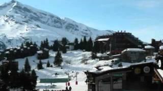 Vacances : Descente pistes de ski Avoriaz Morzine Ski Domaine sur Les Portes du Soleil cet ...