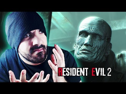 ¡ME PERSIGUE TYRANT!   RESIDENT EVIL 2 REMAKE / BIOHAZARD (RE:2)  #3 ⭐️ iTownGamePlay