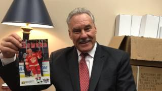 Former Detroit Red Wings' Great Mickey Redmond Offers Advice To Ohl Players