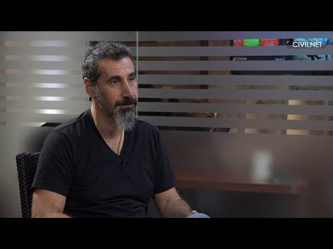 Serj Tankian on the political movement and situation in Armenia