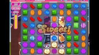 candy crush saga level 1489 no booster 3 stelle