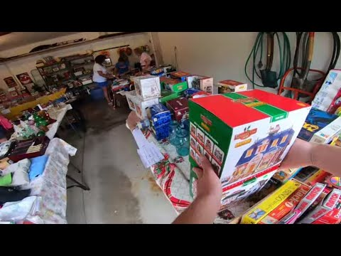 I'll Make Hundreds From This Garage Sale