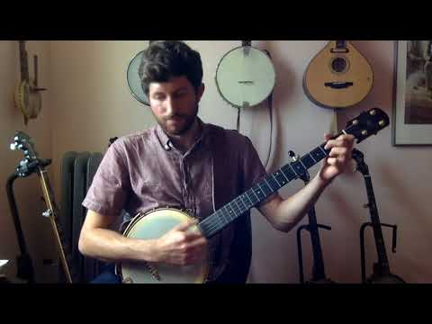 Fire on the Mountain - Brad Kolodner - Clawhammer Banjo