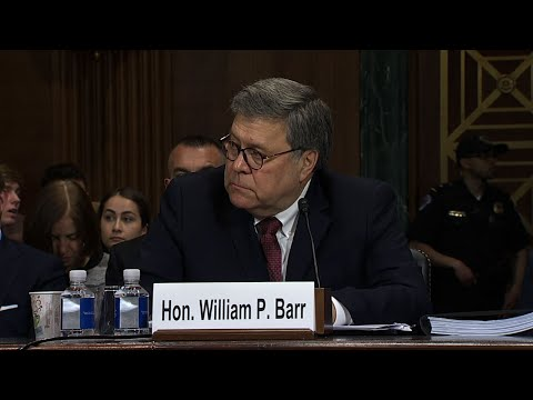 Analyst: Barr sounds like the president's lawyer