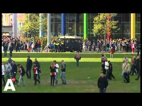 Ajax wint, maar is nog geen kampioen