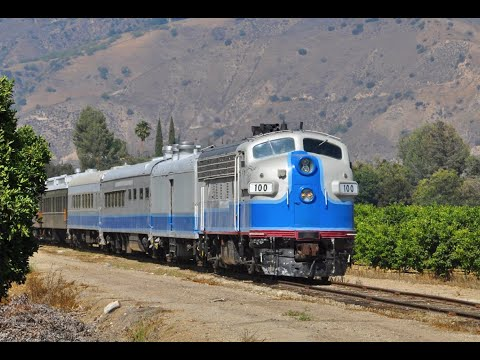 Fillmore and Western Railway: The Movie Train