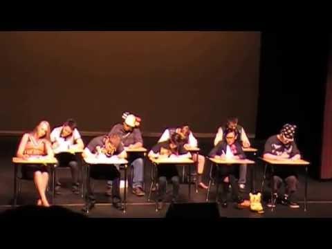 The Exam - WHS - 2011 Percussion Ensemble
