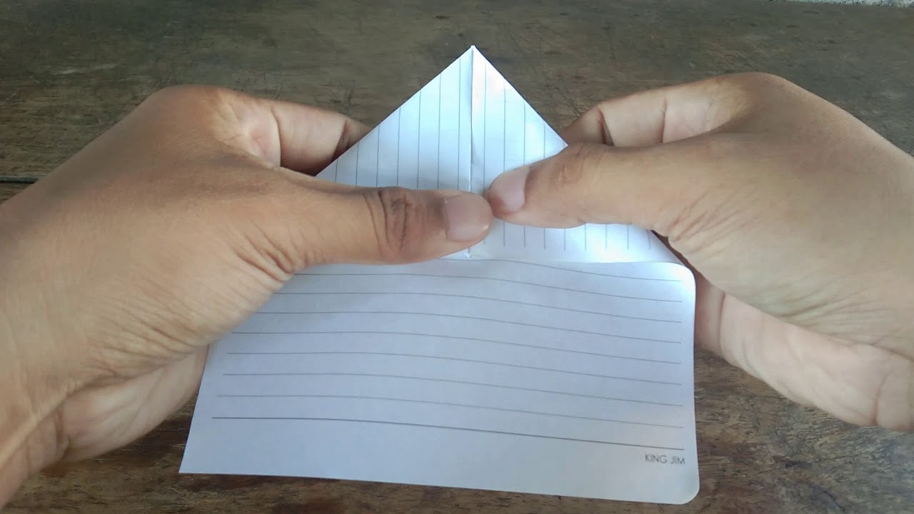 How to make a Paper Airplane- Best Paper Airplane - Diamondback ...   720x1280