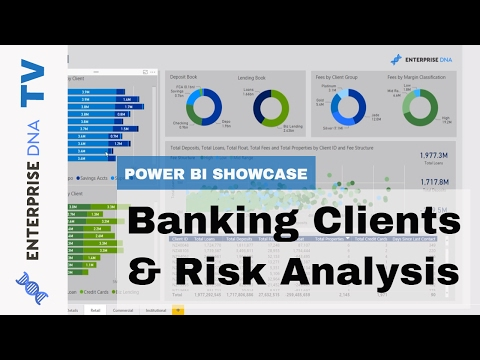 Banking Clients and Risk Analysis - Power BI Showcase