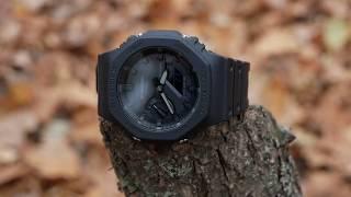 Самые тонкие G-Shock Ga-2100 - шоки из карбона от Casio