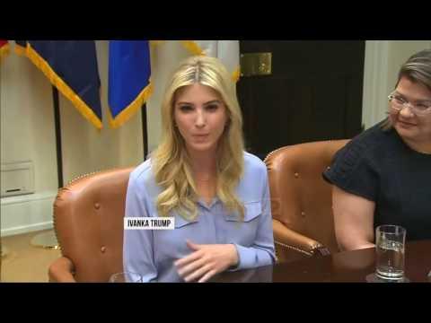 Ivanka Trump, këshilltare pa pagesë - Top Channel Albania - News - Lajme