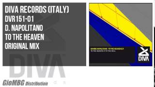 D. Napolitano - To The Heaven [Original Mix] DVR151