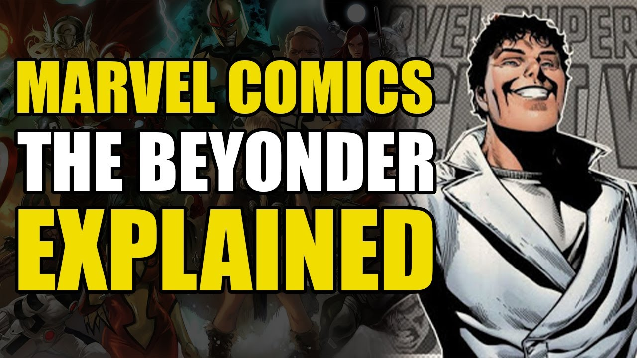 Image result for The Beyonder