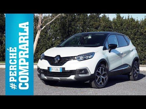 Renault Captur (2017) | Perché Comprarla... e perché no