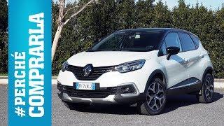 Renault Captur (2017)   Perché Comprarla... e perché no