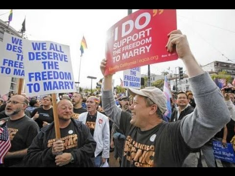DOMA, the Defense of Marriage Act, Ruled Unconstitutional