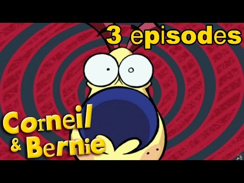 Watch my chops | Corneil & Bernie - 3 episodes Compilation HD