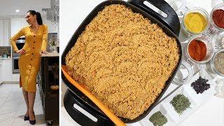 Мои уже не Секретныи Рецепт Универсального Фарша Рецепт от Эгине Heghineh Cooking Show
