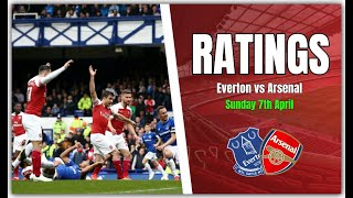 Arsenal Player Ratings - One Of Our Worst Performances This Season!
