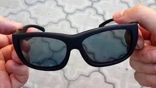 Обзор очки с затемнением линз