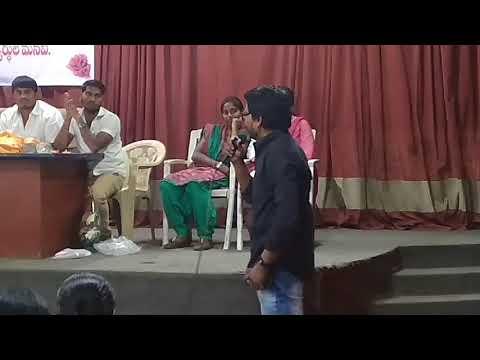 My voice at hyderabad press meet