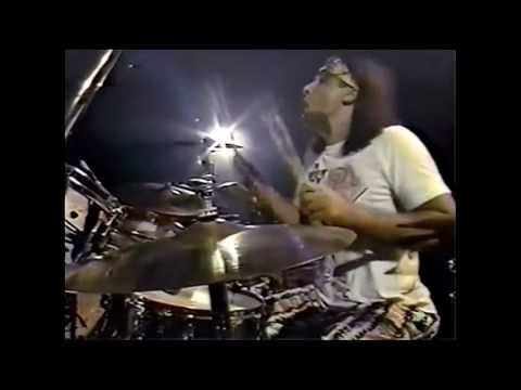 Santana - Soul Sacrifice/Concerto Aranjuez Live In Santiago 1992