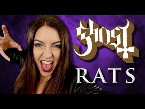 Ghost - Rats (Cover by Minniva featuring Quentin Cornet)