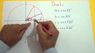 Trigonometri 3 (Sinüs Kosinüs Fonksiyonları) Şenol Hoca Matematik