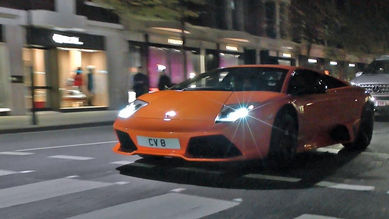 Supercars in London - Winter 2012 / 2013