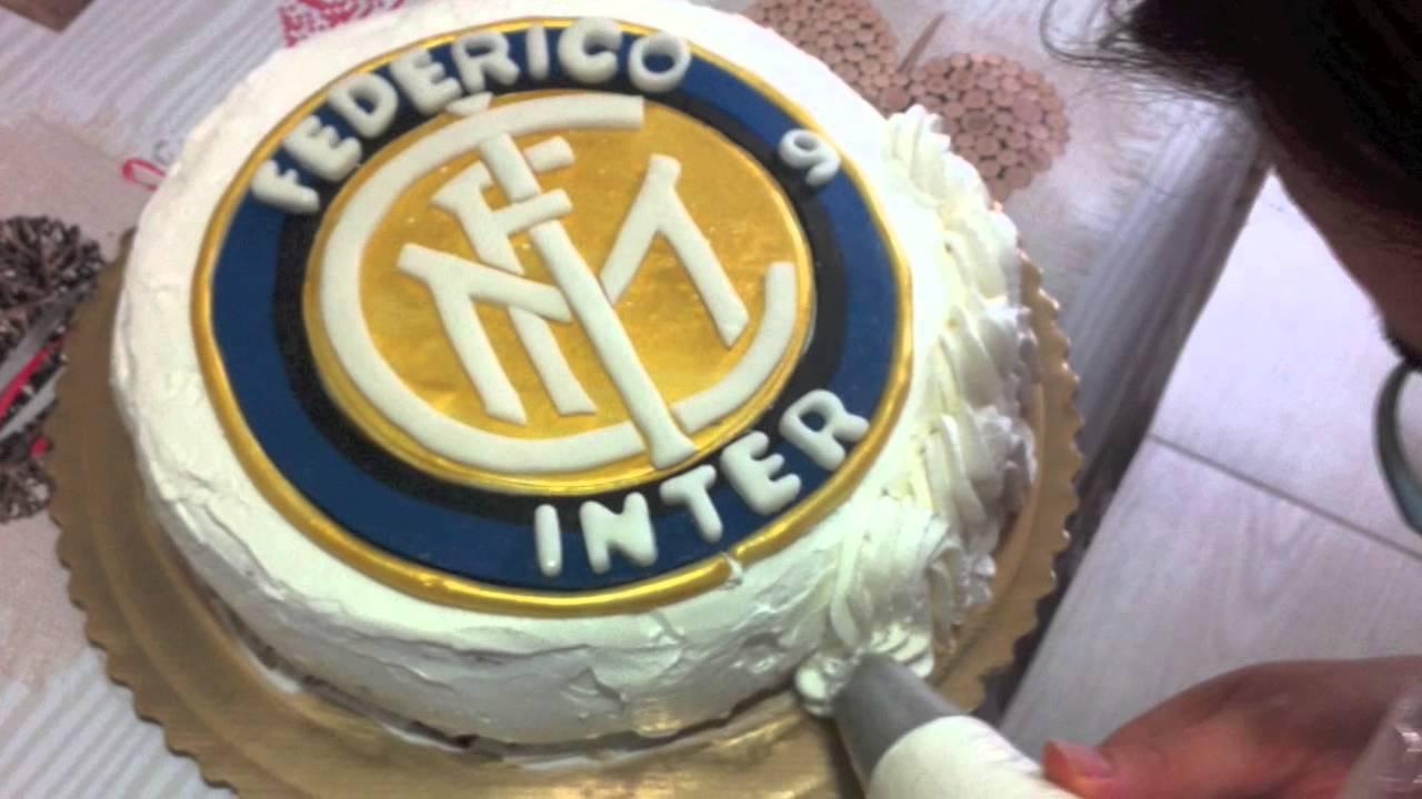 Torta dell\u0027Inter 2015 (le torte di Olga)