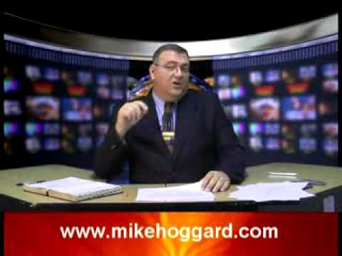 09/27/09 - Sid Roth promoting Witchcraft and False Prophets - Michael Hoggard