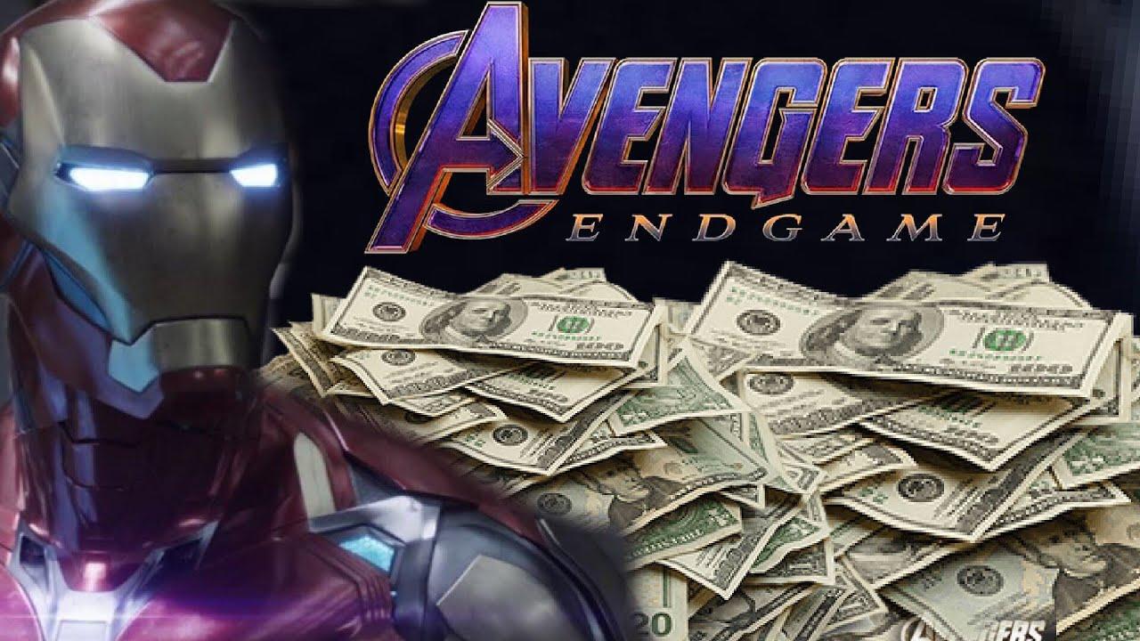 Endgame Boxoffice