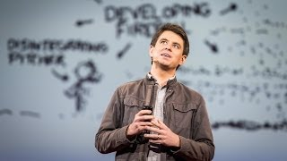 "Randall Munroe TED Talk: ""Comics that ask, ""What If?"""