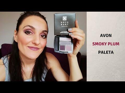 Tutorial Smokey Eyes Cu Antonia Si Gama De Machiaj Avon