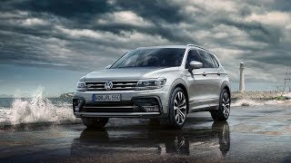 Новий Volkswagen Tiguan Allspace