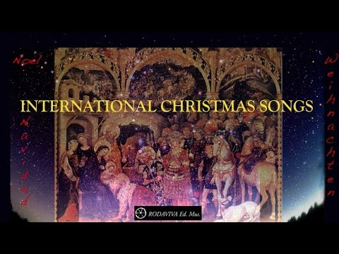 INTERNATIONAL CHRISTMAS SONGS