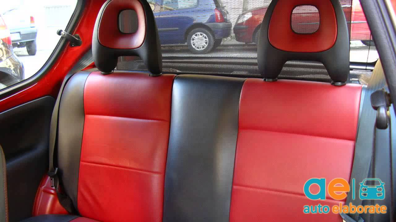fiat seicento 1 1 sporting michael schumacher limited. Black Bedroom Furniture Sets. Home Design Ideas