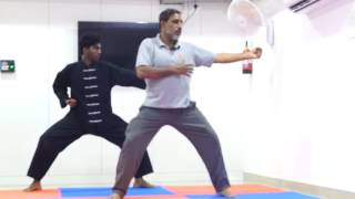 Kung fu online training video in Tamil