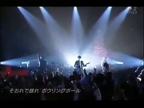 Broken Youth -NICO TOUCHES THE WALLS (LIVE VERSION Sub CC)