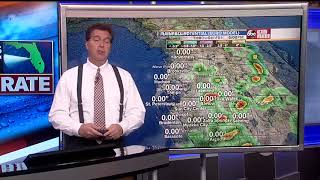 Florida's Most Accurate Forecast with Denis Phillips on Friday, June 22, 2018